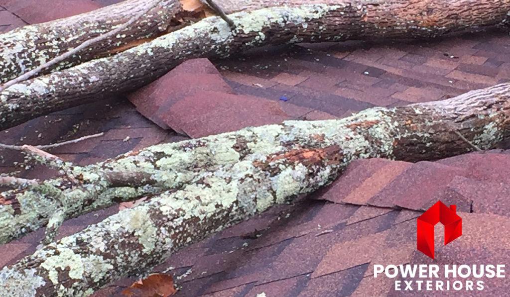 Roof Storm Damage Idaho
